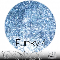 Funky Stars No.4 Cool Blue