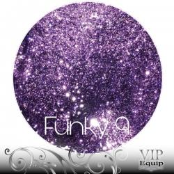 Funky Stars No.9 Lila