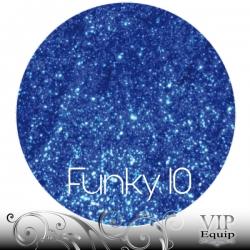 Funky Stars No.10 Dunkel Blau
