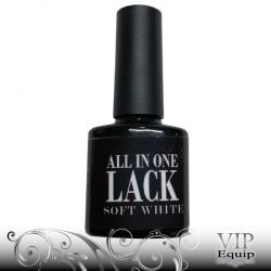 All in One Lack Builder Soft White 15ml