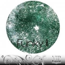 Funky Stars No.11 Green Hopper